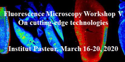 Fluorescence Microscopy Workshop V - March 16-20 - Institut Pasteur