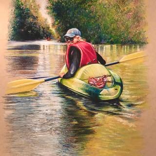 """Kayak Friends"""
