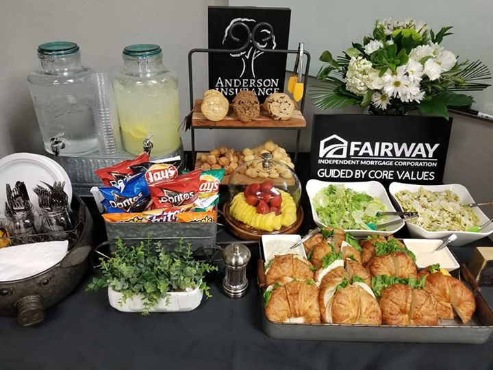 Lunch-and-Learn Sponsorship