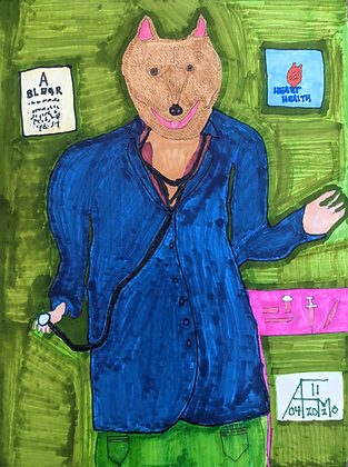 Dr. Dog by Allen McNair