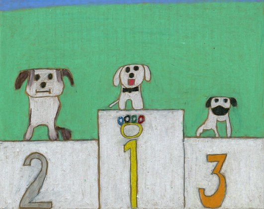 Best in Show by David A .Holt