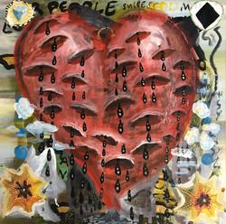 Bleeding Heart by Luke Shemroske