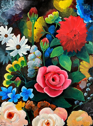 """""""Bouquet"""" by Alfred Banks"""
