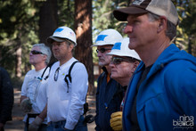 Truckee Trails Volunteer Day with Tahoe Mountain Guides