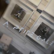 """Identité visuelle pour """"la p'tite galeri"""