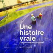 Affiche expo Lausanne Novembre 2015
