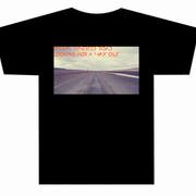 T-shirt On this road.jpg