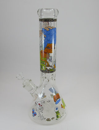 Simpsons /Family Guy Water Pipe