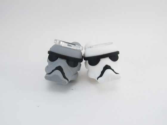 Storm Trooper Silicone Pipe