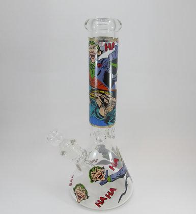 Batman and Joker Beaker Water Pipe