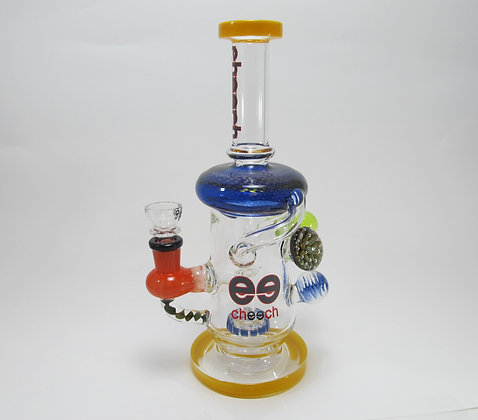 Cheech Glass Blown Rig