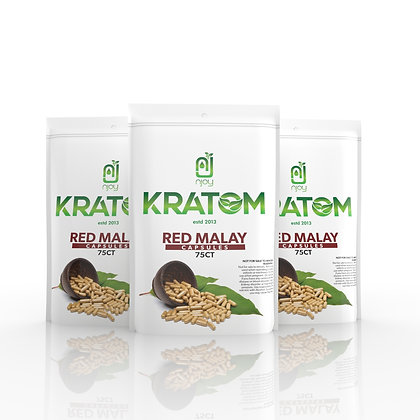 Kratom Red Malay Powders