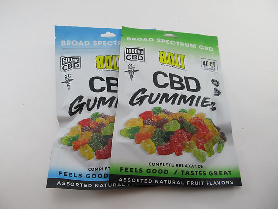 Bolt CBD Gummies