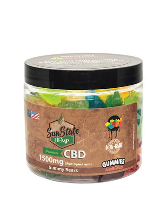 Clear Bears CBD
