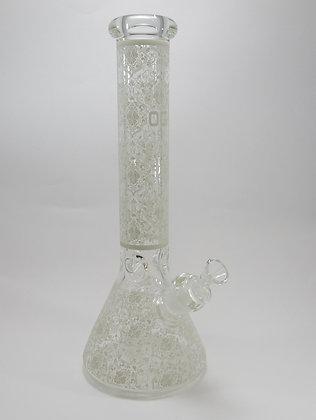 OG Original Floral Beaker Pipe
