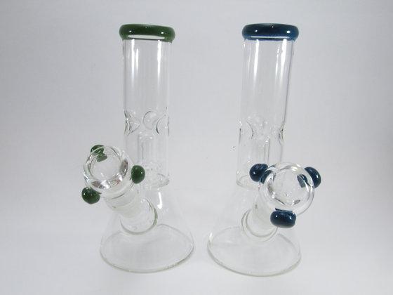 Basic Beaker Water Pipe w/ Perc