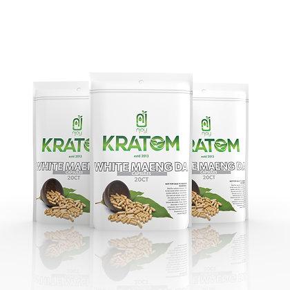 Kratom White Maeng Da Powders........