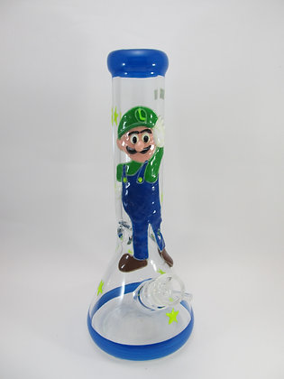 3D Mario Water Pipe