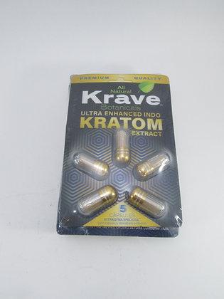 Krave Kratom Ultra Enhance Extract