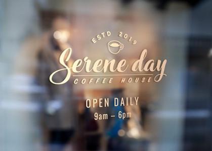 標誌設計|咖啡廳