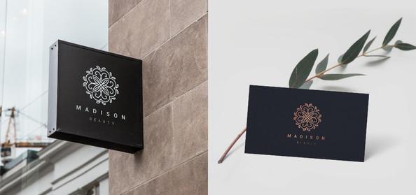 標誌設計|美妝品牌