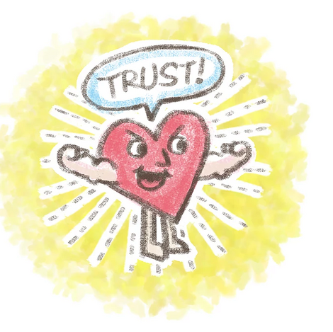 Trust Is Powerful