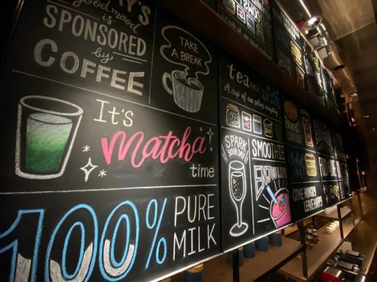 黑板菜單| Chalkboard Menu