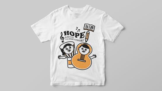 Tshirt設計|教室