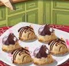 Juegos Cocina Con Sara Macarrones Dulces