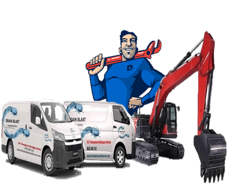 drain blast plumbing service 24 hour 7 days a week melbourne blocked drain emergency plumber