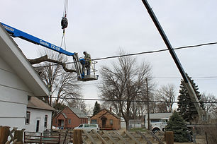 Northwest Crane and Rigging Industries Power Generation and Transmission