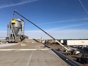 Northwest Crane and Rigging Industries Petrochemical Refining