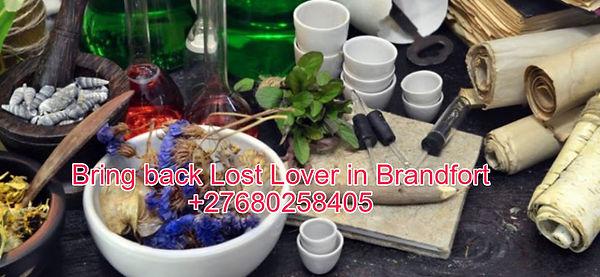 Bring back lost lover in Brandfort 27680258405