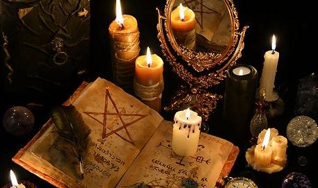 white magic spell