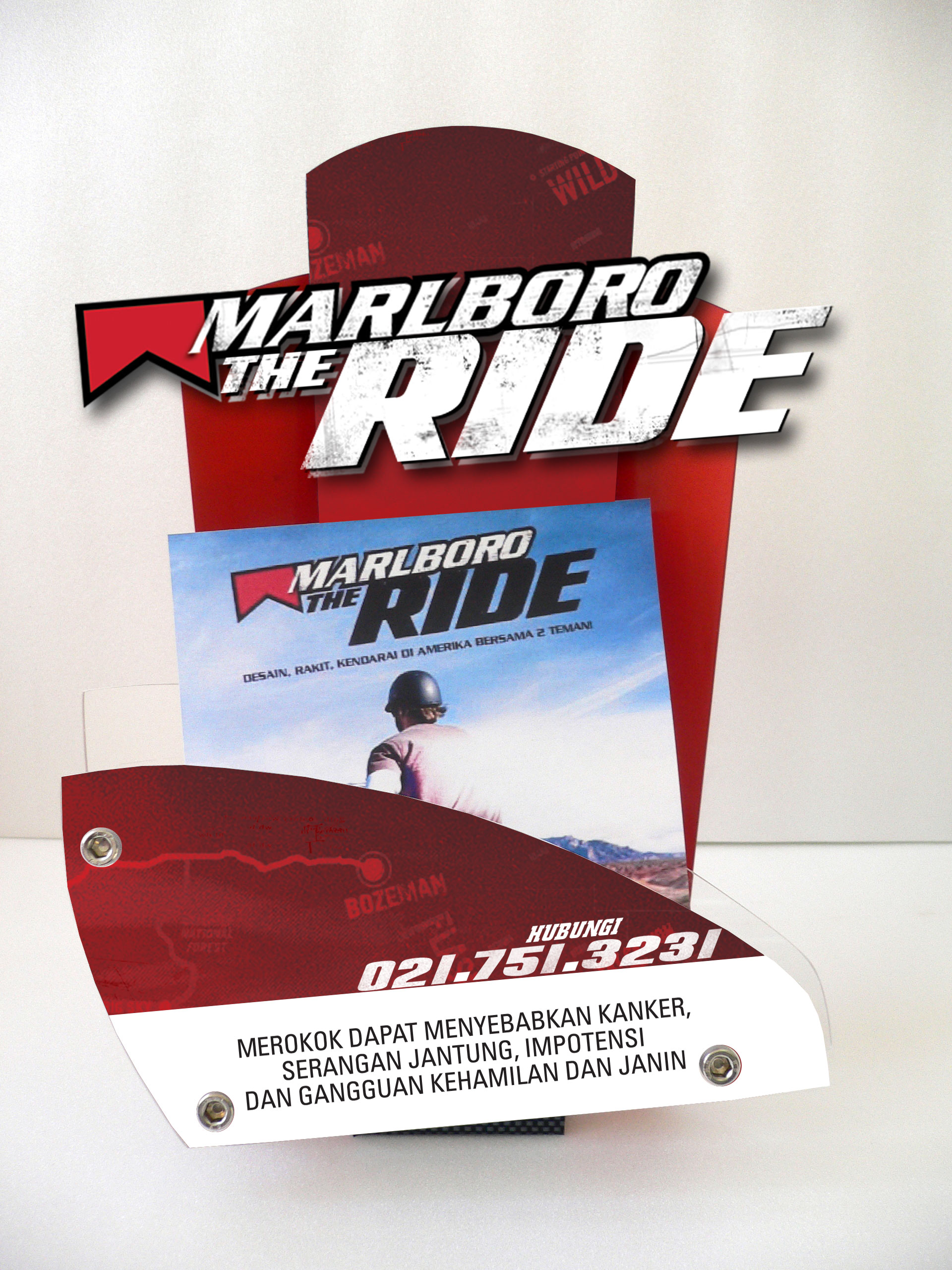 Marlboro - The Ride