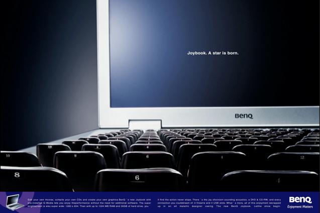 BenQ JoyBook