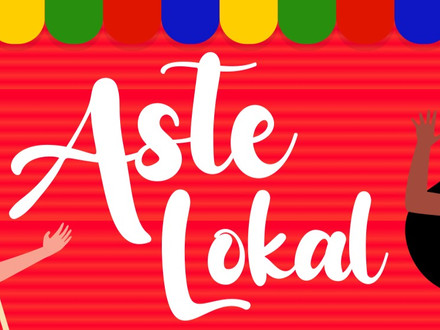 Aste Lokal: Supporting Local Brands