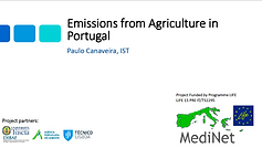 1 Emissions from Agriculture in Portugal