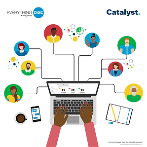 Everything DiSC on Catalyst Social Media