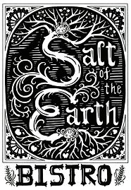 Salt of the earth bistro logo
