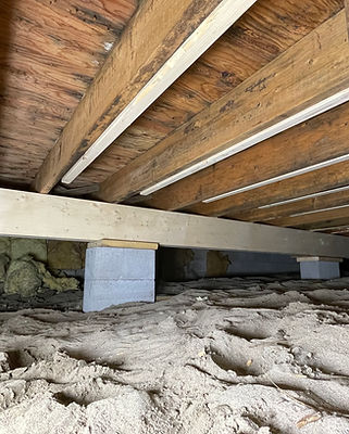 House Leveling And Jacking By Chris Wood