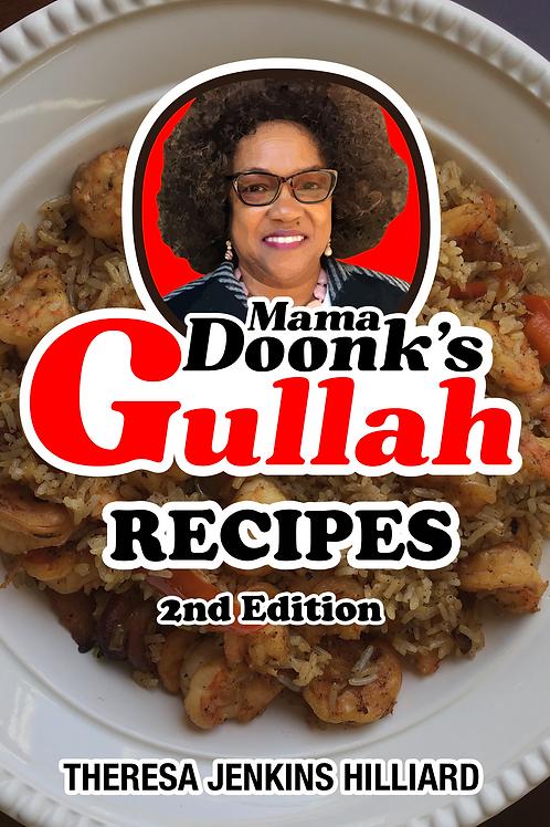 Mama Doonk's Gullah Recipes (2nd Edition) - Digital eBook