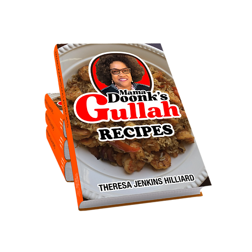 Mama Doonk's Gullah Recipes (2nd Edition)