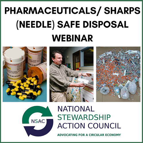 Pharmaceuticals & Sharps Webinar Recording