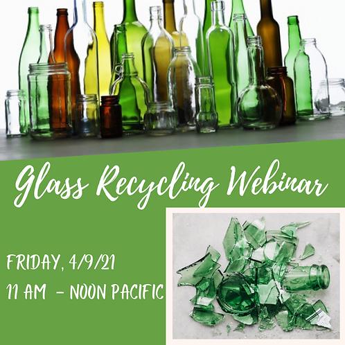 Glass Recycling Webinar