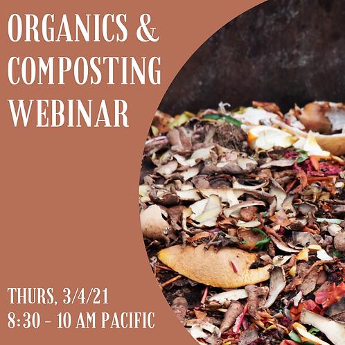 Organics & Composting Webinar