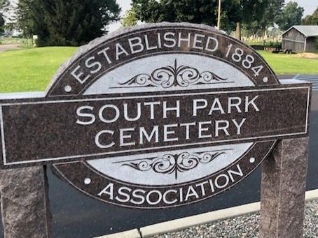 South Park Cemetery Preservation Fund