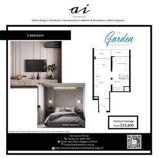 1 Bedroom  - Premium