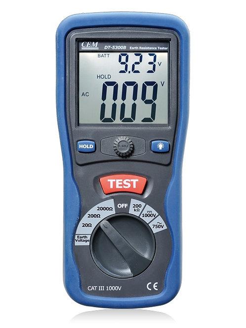 デジタル接地抵抗計  DT-5300B