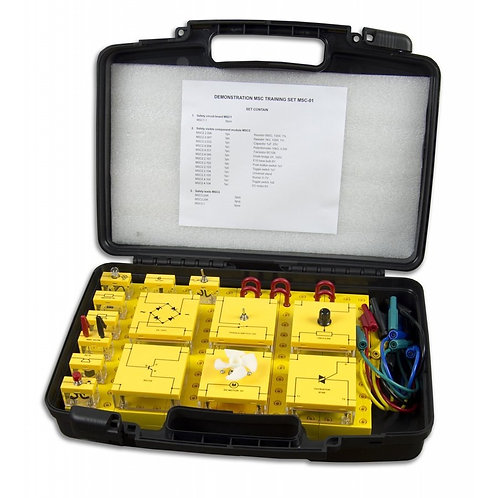 学校教材 電子工学実験学習キット MSC-01
